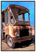 Rusty Truck Prints - Rust And Mail Print by Glenn McCarthy Art and Photography