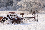 Louise Heusinkveld - Rust and Snow