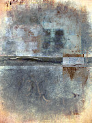 Rust Art - Rust and Walls No. 1 by Carol Leigh