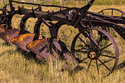 State Of Montana Photos - Rust by Joshua Dwyer