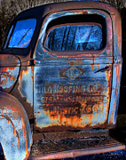 Rust Never Sleeps Print by Wayne King