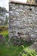 Bill Cannon - Rusted Bike in Rural...
