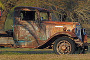 Richard Mann - Rusted Truck