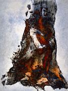 Rusted Print by Vjekoslav Antic