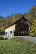John Greim - Rustic Covered Bridge