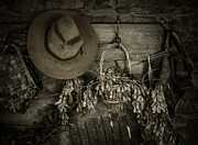 Cowboy Photos - Rustica by Amy Weiss