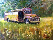 John Presley - Rusty Bus