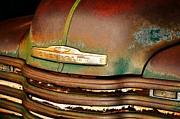 Rusty Gold Print by Marty Koch
