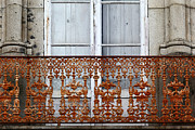 James Brunker - Rusty Old Balcony