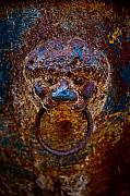 Artefact Photos - Rusty Relic by Wenata Babkowski