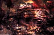 Isaac Silman - rusty rock