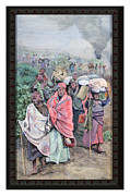 Empathy Paintings - Rwanda by Mike Walrath