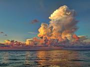 Jeff Breiman - Sanibel Island Clouds