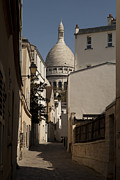 Art Ferrier Art - Sacre Coeur 1 by Art Ferrier