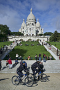 Sacre Coeur Art - Sacre Coeur by Hugh Smith