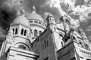 Rod Jones - Sacre-Coeur monochrome