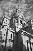 Sacre Coeur Art - Sacre Coeur Montmartre by Hugh Smith