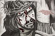 Sacrifice Print by Nick Vogt