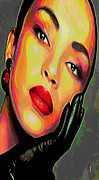 Byron Fli Walker - Sade 4 phone case