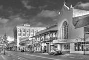 Saenger Metal Prints - Saenger Metal Print by David Troxel