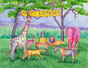 Rhonda Leonard - Safari Party