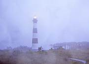 Bodie Island Lighthouse Framed Prints - Safe Passage - FM000080-a Framed Print by Daniel Dempster