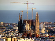 Espana Originals - Sagrada Familia 2013 by Greg Mason Burns