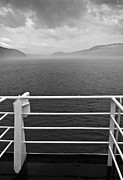 Catherine White Prints - Saguenay Print by Arkady Kunysz