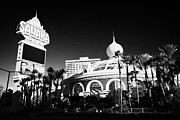 Sahara Photos - sahara hotel and casino Las Vegas Nevada USA by Joe Fox