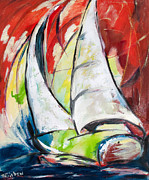 Sharon Sieben - Sail Away I