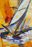 My Ocean Originals - Sail Away III by Sharon Sieben