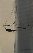 Sail Print by Robin Maria  Pedrero