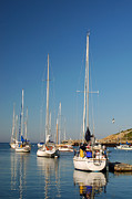 Rockport Art - Sail Siesta by Joann Vitali