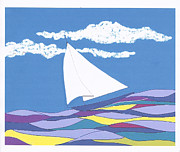 Fred Jinkins - Sailboat - 2013