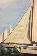 Stan Tenney - Sailboats