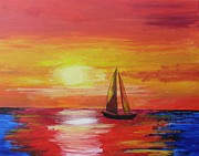 Dawn Plyler - Sailing...