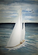 Elvira Ingram - Sailing