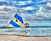 William Havle - Sailing in Cancun