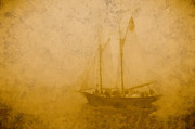 Jeff Folger - Sailing into the fog