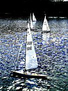 Steve Taylor - Sailing on Blue