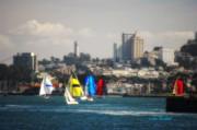 Donna Blackhall - Sailing On The Bay
