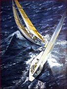 Claudio Romano - Sailing race
