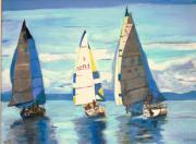 Teresa Dominici - Sailing Regatta at Port...