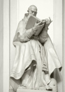 Book Art - Saint Ambrose - Holy Trinity Cathedral Dresden by Christine Till