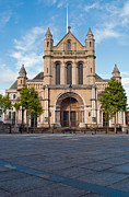 Belfast Cathedral Prints - Saint Annes Cathedral Print by Luis Santos