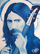 George Harrison Art - Saint George by James Foote
