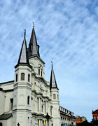 Janice Spivey - Saint Louis Cathedral...