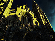 Pittsburgh Mixed Media - Saint Pauls Cathedral by S Patrick McKain