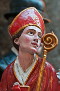 Naples Italy Photos - Saintly by Marion Galt