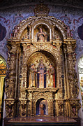 Iconography Photos - Saints Justa and Ruffina with Giralda Tower Reredos by Artur Bogacki
